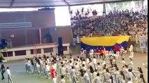 Interclases Colegio Oriental N.26 Grado 5B 2015.