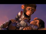 Space Chimps All Cutscenes | Game Movie (X360, Wii, PS2, PC)