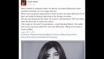 Shocking Remarks Of Aryan Khan Singer On Qandeel Baloch Murder 2016 _ Qandeel Baloch Killed