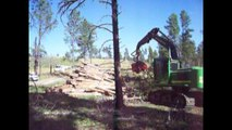 amazing cutting machines compilation, forest tree cutting machine, forestry equipment in action