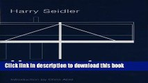 [PDF] Harry Seidler: Houses Boxed Set--Early Houses and Recent Houses [Read] Online