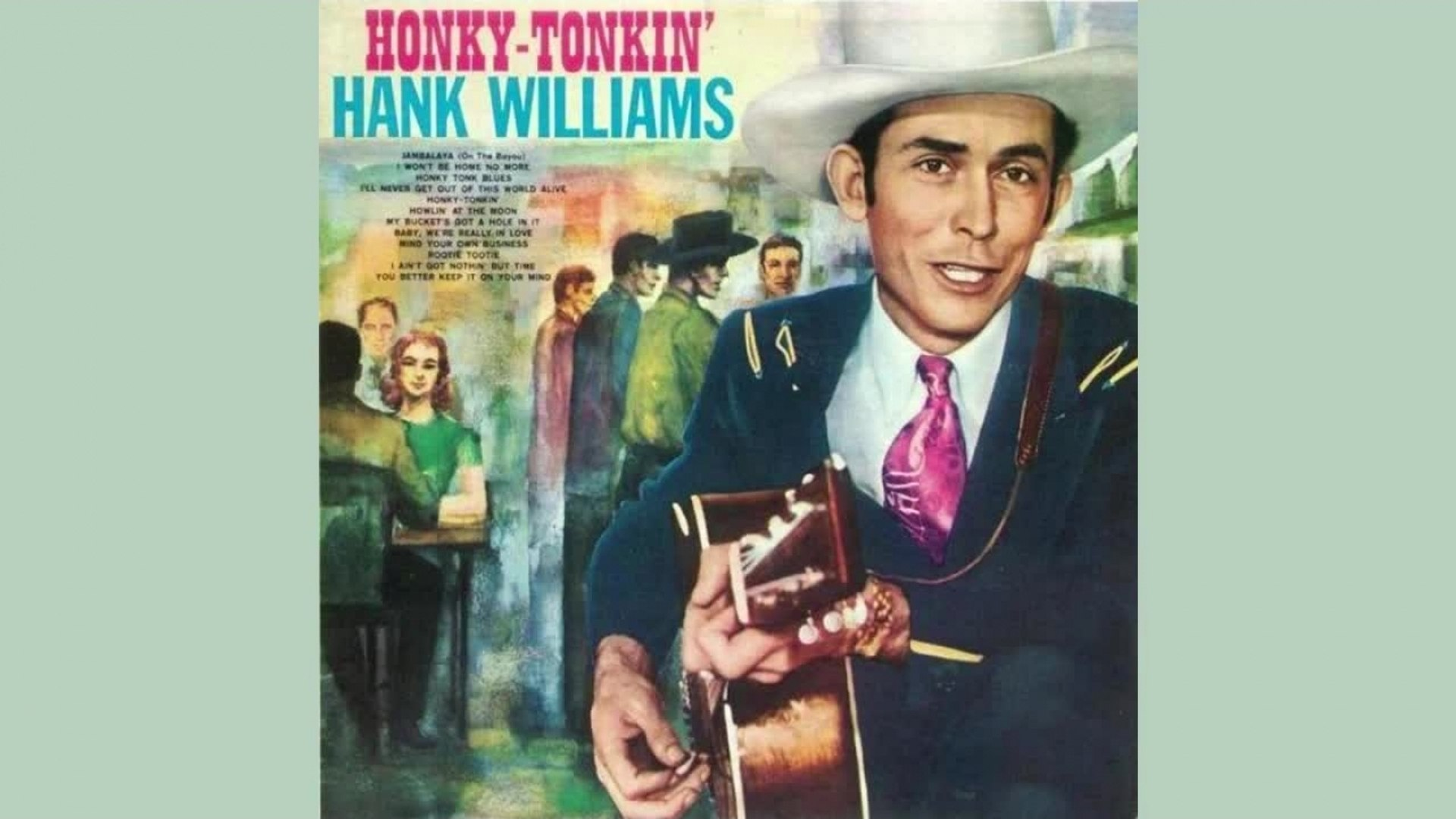 Hank Williams - Baby, We're Really In Love