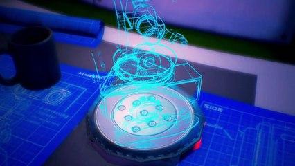 The Turing Test - Trailer pour la date de sortie de The Turing Test