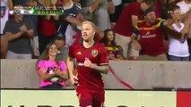 Real Salt Lake vs San Jose Earthquakes - Highlights MLS - 23.07.2016
