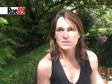 ITW Aurélie Filippetti
