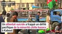 Afghanistan : un attentat-suicide meurtrier frappe une manifestation