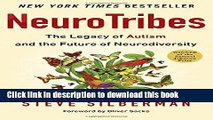 Read NeuroTribes: The Legacy of Autism and the Future of Neurodiversity Ebook Free