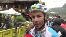 Cyclisme - Tour de France - 20e étape : Cherel «heureux pour notre ami Romain»