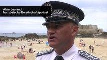 Frankreich: Polizeistrandwächter ab jetzt bewaffnet