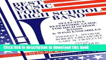 Read Best Music for High School Band: A Selective Repertoire Guide for High School Bands   Wind