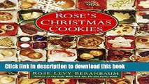 Download Rose s Christmas Cookies Ebook Online