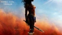 Wonder Woman Comic-Con trailer | Batman-News.com