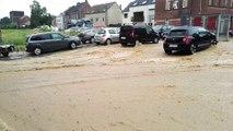 Inondations Orp-Jauche: le déluge
