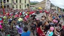 Caméra embarquée - Étape 19 (Albertville / Saint-Gervais Mont Blanc) - Tour de France 2016