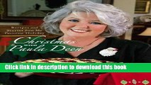 Download Christmas with Paula Deen: Recipes and Stories from My Favorite Holiday Ebook Online