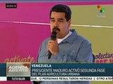 Activa pdte. de Venezuela fase II del proyecto Agricultura Urbana