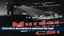 Download Murder and the Making of English CSI Ebook Online