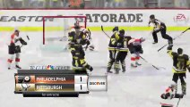 [NHL15] (3-3-0) Philadelphia Flyers vs Pittsburgh Penguins (1-3-0) (48)