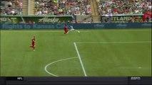 Gyasi Zardes Goal - Portland Timbers 0-2 LA Galaxy - 23.07.2016 MLS