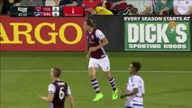 Marlon Hairston Goal HD - Colorado Rapids 1-0 FC Dallas - 24.07.2016 MLS