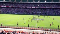 Rugby Streaker - England vs Barbarians 26/05/13