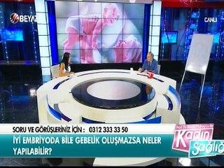 Prof. Dr. Recai Pabuççu ile Kadın Sağlığı 23 Temmuz 2016