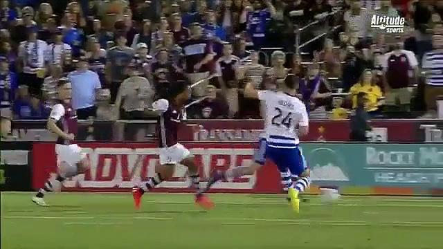 Colorado Rapids vs FC Dallas MLS 24 July – Highlights