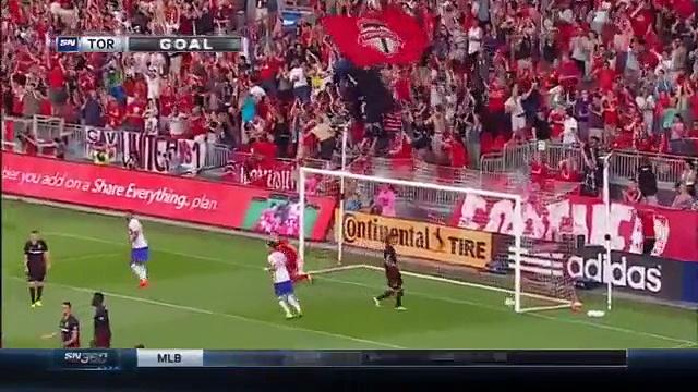 Toronto FC vs DC United MLS 24 July – Highlights