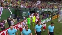 MLS: Portland Timbers - Los Angeles Galaxy (MAÇ ÖZETİ)
