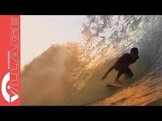 The Best Surf of El Niño in Northern Peru