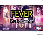 Fever Music Launch Rajeev Khandelwal sings at 'Fever' music launch - Tony kekker , sonu kekker , neha kekker