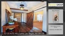 12135 KITE HILL Lane, Las Vegas, NV 89138