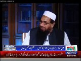 There is a specific group in India which is against me & Pakistan. Hafiz Saeed