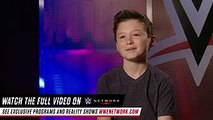This kid thinks he can counter Orton's RKO !, only on WWE Network