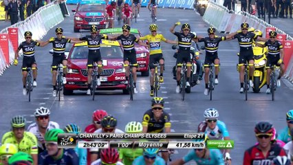 1fee909b6 Tour de France 2016  Chris Froome crowned winner in Paris as Andre Greipel  wins final stage
