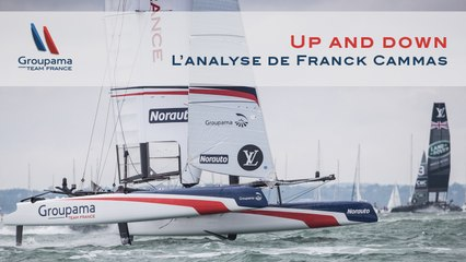 Up and down, Groupama Team France termine 5e des LVACWS Portsmouth