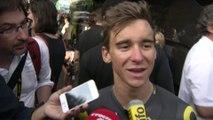 Cyclisme - Tour de France : Coquard «Je n'ai pas crevé une fois du Tour...»