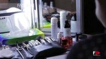 """HACKETT LONDON"" Backstage & Catwalk Menswear Spring Summer 2015 London by Fashion Channel"