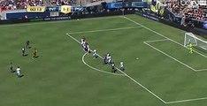 Le magnifique coup franc de Layvin Kurzawa - Inter vs PSG 1-2  International Champions Cup HD