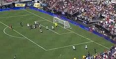 Serge Aurier second Goal - Inter MILAN vs PSG 1 - 3 (25_07_2016) International Champions Cup HD