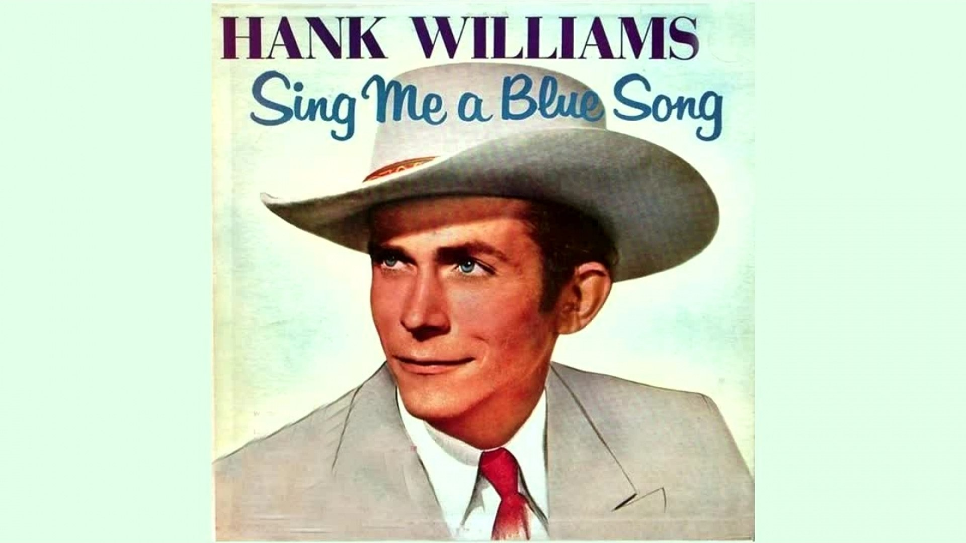 Hank Williams - Sing Me A Blue Song - Full Album