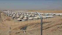 Más de diez mil personas huyen de Mosul para buscar cobijo en campos de refugiados