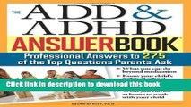 bcf8d5e0c2408 Read Books Asperger s Answer Book: The Top 275 Questions Parents Ask ...