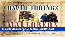[PDF] The Malloreon, Vol. 1 (Books 1-3): Guardians of the West, King of the Murgos, Demon Lord of