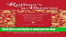 Read Book Ruffner s Allusions: Cultural, Literary, Biblical, and Historical: A Thematic Dictionary