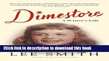 Read Dimestore (Thorndike Press Large Print Biographies   Memoirs Series) Ebook Free