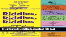 Read Riddles, Riddles, Riddles (Dover Children s Activity Books)  Ebook Online