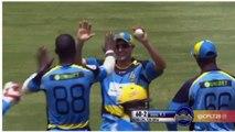 CPL 2016 Highlights-St Lucia Zouks V Barbados Tridents