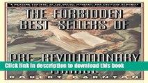 Download Book The Forbidden Best-Sellers of Pre-Revolutionary France PDF Online