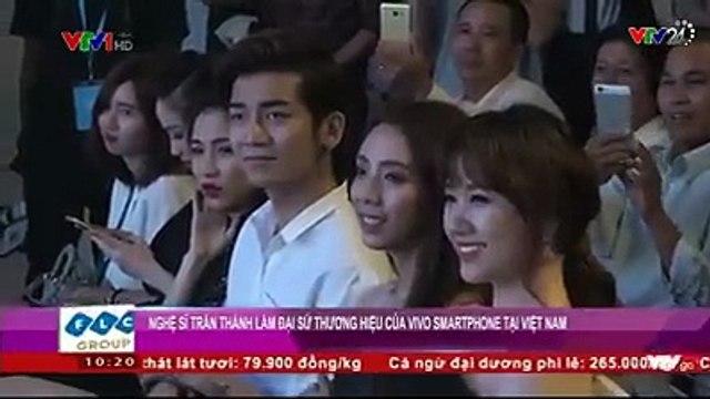 Hãng điện thoại VivoSmartphone vừa chính thức giới thiệu nghệ sĩ Trấn Thành là đại sứ sản phẩm tại Việt Nam.